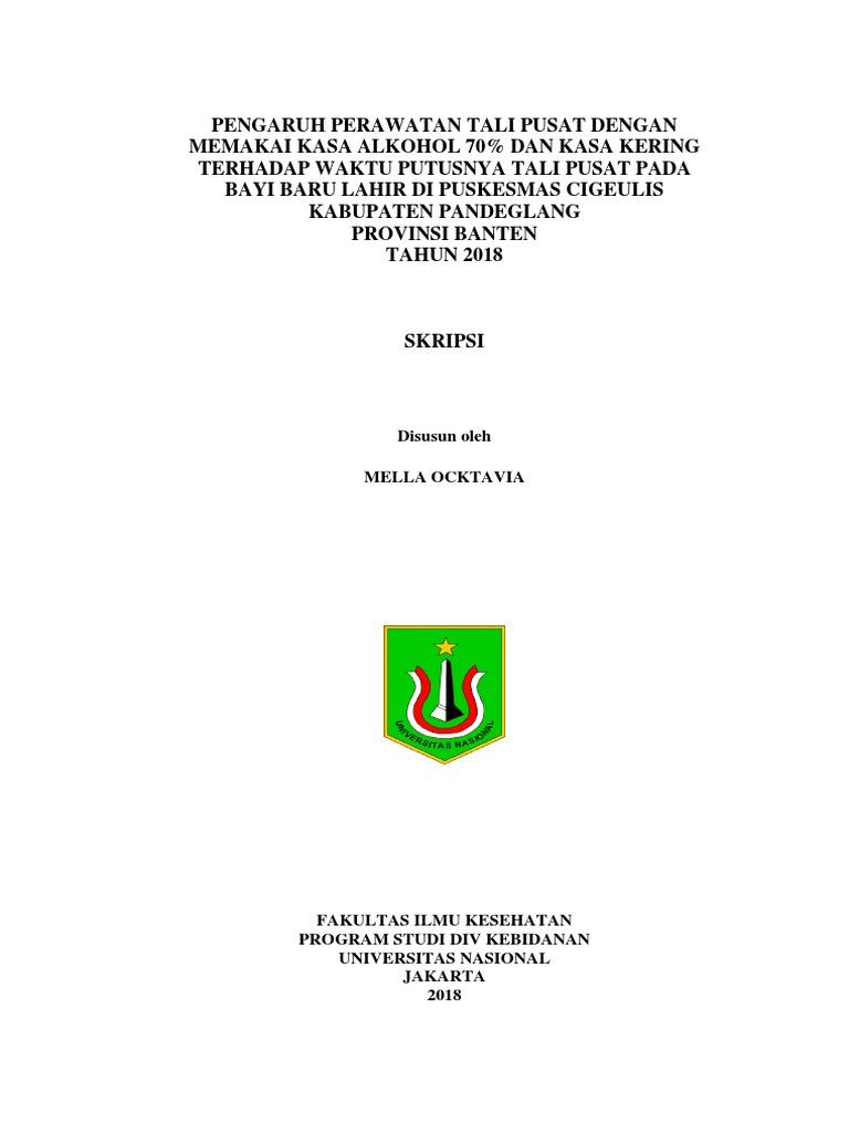 Contoh Cover Skripsi Unas Contoh Soal Dan Materi Pelajaran 2