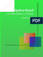 algebra con aplicaciones y python - Ernesto Aranda.pdf