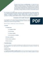 Documentos Del Concilio Vaticano II