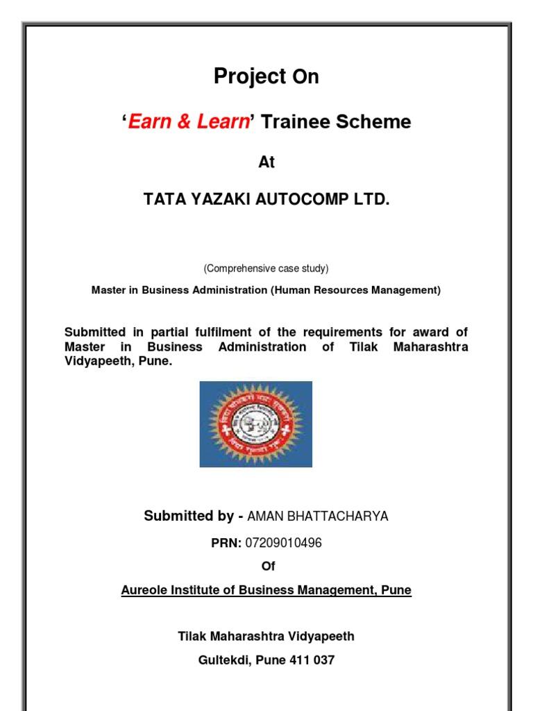 Abhinav Learn & Earn Scheme - abhinavinst.com
