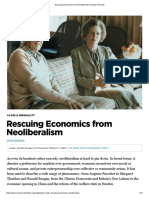 Rodrik Dani - Rescuing Economics From Neoliberalism _ Boston Review