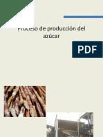 12. Proceso de Produccion Del Azucar