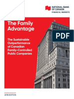 The Family Advantage National Bank of Canada 2018