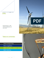 Matriz energetica Chile
