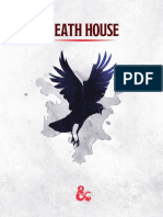 Death House - Curse of Strahd Intro Adventure (D&D 5E)
