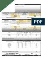 Elementary School Programing Sheet