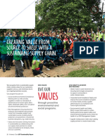 Kimberly Clark Sustainability Report Supply Chain