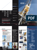 Brochure - Rapid Rig (Spanish)