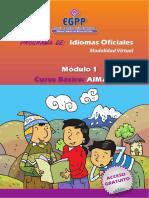 Cartilla de Idiomas AIMARA