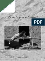 Livro DUARTE JÚNIOR- A Arte e a Educação Entrevista.pdf
