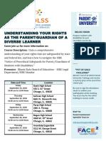 september 2018- pu flyer- understanding your rights