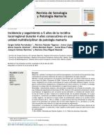 Revista de Senología y Patología Mamaria