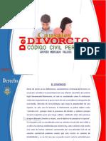 Causales Del Divocio PDF