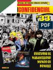 Panini Confidencial 33