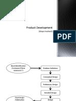 EDP 2 Product Development