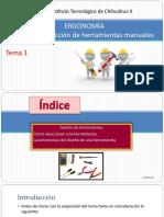 1 Tema 1 Diseño de Herramientas Manuales