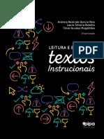 Livro Leitura e Escrita de Textos Instrucionais Ed. Pipa Versão Final