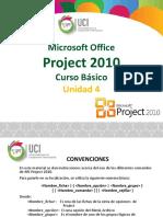 Curso Project - Línea Base