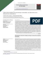 Cultivo Biotecnologico en El Cultivo de Hongos