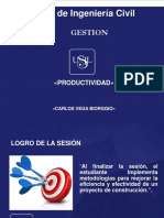 Clase Nro 03 Productividad de Obras