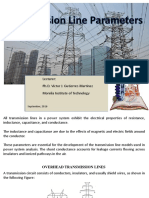 2 - Transmission line parameters.pptx