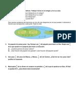 Problemas Fracciones 1º ESO