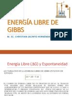 4.2 Tercera Ley. Energa Libre