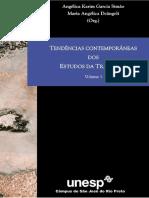 Tendências contemporâneas dos estudos da tradução