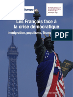 LES FRANÇAIS FACE À LA CRISE DÉMOCRATIQUE