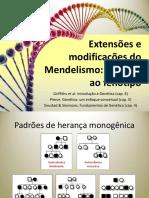 Aula 2 - Extensões e Modificações Do Mendelismo