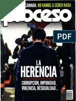 Revista Proceso No 2183 - 2 Sept 2018