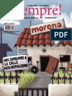 Revista Siempre! 3403 - 2 Sptbre 2018