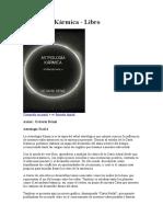 Astrología Kármica - Libro