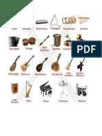 Instrumentos de Peru
