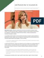 07-09-2018-Gobernadora Claudia Pavlovich Dice No Al Aumento de Peaje en Casetas - Tribuna