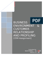 Assignment CRM