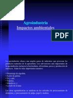 Contaminación Agroindustrial