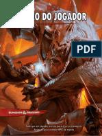 D&D 5E - Livro Do Jogador (Fundo Colorido) - Biblioteca Élfica