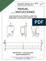 Manual Fixator Elift 500 Mac Lloguer