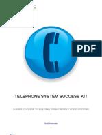 Telephone System Success Kit