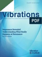 Resonance Revealed - Vibrations Magazine
