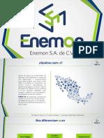 Enemon Ppt Actualizacion 210618