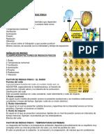 Fundamentos de Seguridad e Higiene Industrial