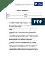 Practica de Java