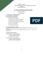 Caso Laboral - La Pelea
