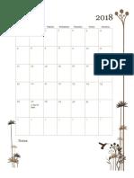 fye fall calender - term schedule 2018