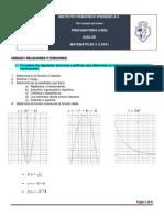 Guía de Matematicas V