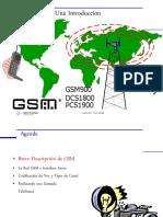Conceptos Basicos de GSM