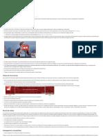 Especificaciones Técnicas - Ayuda de Display Specs