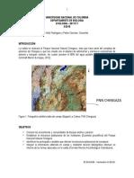 Guia Salida Ecologia_PNN Chingaza_2018